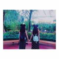 板野友美、妹とそっくりディズニーデート写真に「なんで似てんだよ、おかしいだろ」「整形姉妹」の声