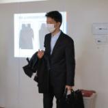 『【埼玉】スーツの着こなしセミナー』の画像