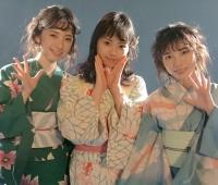 【日向坂46】「bis」7月号に金村美玖、河田陽菜、濱岸ひよりが登場!浴衣がかわいすぎる!