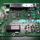 『IBM製PCのNetVistaの液晶モニター電源部基板のコンデンサ交換』の画像