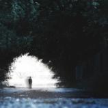 『【不思議体験】光の中から現われた3人の生命体』の画像