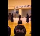 【動画】素人には無気力試合にしか見えない剣道大ベテラン同士による大将戦が話題にwwwww