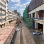 【続】2021年度末の高架化目指して進化中!ついに『新潟駅』の旧地上駅乗り換え通路が撤去!?