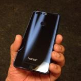 『格安スマホ Huawei(ファーウェイ) Honor8購入』の画像