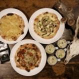 『\せきチケ限定セット第19弾/ 13%お得!ジビエ・原木椎茸・玉みそなど津保谷の魅力を詰め込んだ『そばのカフェおくど』の金曜&10食 限定ピザセット』の画像