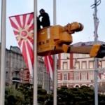 【動画】ロシア、戦勝記念日の旗に「旧日本軍の旭日旗に似ている」と抗議殺到、全回収へ