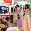 最先端IT・エレクトロニクス総合展シーテックジャパン2015 その1(アイシル・鈴木真理乃)