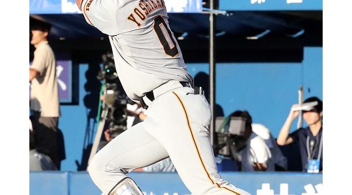 7月の巨人・吉川尚輝の成績がスゴイ!.386(70-27)  2本  15打点  出塁率.419