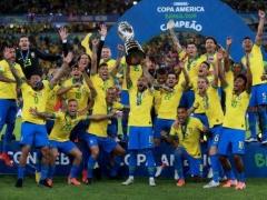 ここ最近のサッカー・ブラジル代表がヤバイ!?