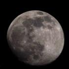 『月齢13.7 2/26』の画像