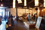 かなりアートな『交野クラフト展』が10/7(月)までやってます~大門酒造さんの酒半ギャラリーもスゴイ!~
