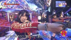 「ハート・エレキ」を踊る中村麻里子ちゃんが格好いいw