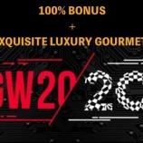 『XMTradingが「100%ボーナス」と「ラッキーくじのゴールデンウィークプロモーション」の開催決定!』の画像