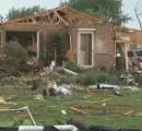 全米で50超の竜巻発生 1人死亡130人けが 27日夜、中西部のオハイオ州や西部コロラド州など8つの州