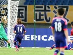 【動画】日本代表×北朝鮮、試合終了!後半にまさかの2失点で1-2!逆転負け!