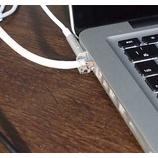 『「Macを買ったらすぐにすることは何ですか」という質問に答える。各論 MacBookの有線LANの設定とThunderboltストレージのテスト。』の画像