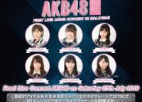 【AKB48】「Japan Expo Malaysia 2019」出演メンバー発表!