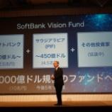 『ソフトバンク投資ファンドが、ソフトバンクを潰す未来。』の画像