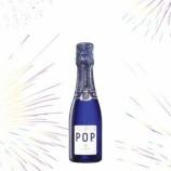 『【数量限定】そのまま飲める1/4サイズのシャンパーニュ ポメリー「ポップ ポッピングエディション」』の画像