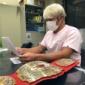 拳王選手、スタジオ到着‼️ このあと22時〜生出演です! #...