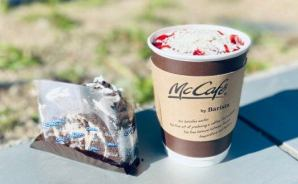 マックカフェの限定復活ドリンク