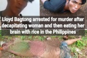 【フィリピン】殺害した女性の「脳みそどんぶり」を食べた男を逮捕 ※佐川一政氏インタビュー動画