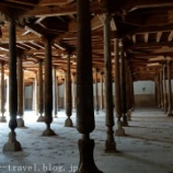 『ウズベキスタン旅行記20 無数の柱と暗闇の神秘的空間「ジュマ・モスク」』の画像