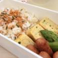 【画像】おれの弁当! #昼食 #弁当