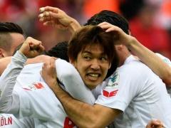 日本代表・大迫勇也の負傷離脱はケルンにとっても大きな痛手!「別の戦い方が必要になってくる・・・」