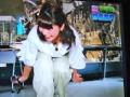 セクシー声優の新田恵海さん、テレビ番組で胸チラしてしまう(画像あり)