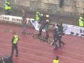 【動画】サッカーの試合にとんでもない物が導入されるwww これ半分ホバーボードだろwww