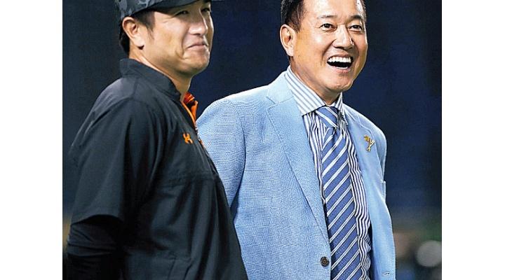 原辰徳さん、巨人・高橋監督を絶賛!「積極的な送りバントの采配が勝利をもたらした」