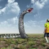 【驚愕】かつて地球に存在した世界最大のヘビがヤバすぎる・・・