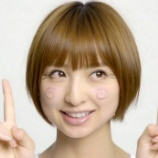 『【画像あり!】元AKB48の篠田麻里子(28)老けて顔が別人に?容貌の変化が話題に!』の画像