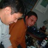 『2003年12月28日 JH7ZYM 北海道支部長講演会:弘前市・兼平』の画像