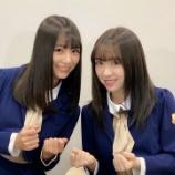 『『できるかな!?乃木坂46』開始前の北野&渡辺の2ショットが2枚到着!!【乃木坂46】』の画像