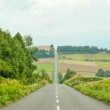 『富良野美瑛2017:ジェットコースターの路』の画像