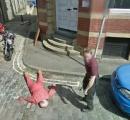 Googleストリートビューに殺人現場が映るとんでもない事態に!