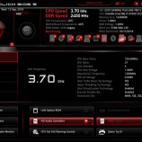 『OCMEMORY DDR4-3600をMSI Z370 Gaming Plusで起動する』の画像