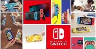 Nintendo Switch、欧州市場で累計1000万台を突破!日本より先に大台突破!