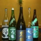 『日本酒と焼酎』の画像