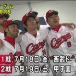 『【野球】今年のオールスターで見たいもの』の画像