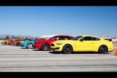 【動画】市販車有名スポーツカー12台でドラッグレース! 日本からはGT-RとNSX