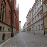 『ポーランド旅行記7 世界遺産のクラクフ観光、まずは中央市場広場から』の画像