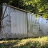 『放置貨車 ワム80000形ワム185286』の画像