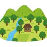 ワイ氏田舎住みの近所の景色wwwwwwwwwwwww