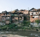 【画像】 インドネシアの村、300万円かけて村中をカラフルに塗る ⇒ 観光客殺到wwwwwwwww