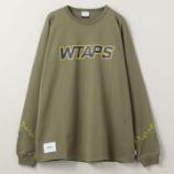 『アローズオンライン 9/19 11:00 発売予定 WTAPS(ダブルタップス)DRIFTERS LS』の画像