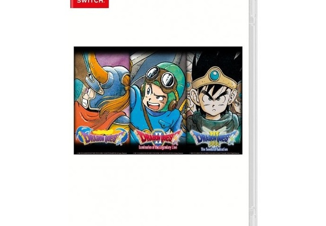 Switch『ドラゴンクエスト コレクション』価格は4512円