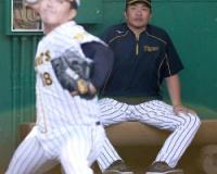 【阪神】馬場に山本昌臨時コーチ期待「キレ出れば戦力」